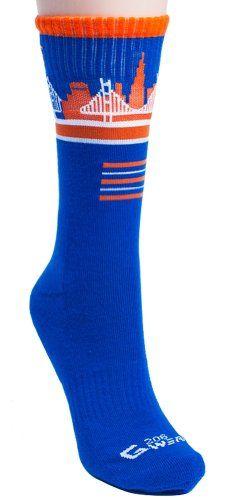 G206 Wear SAN FRANCISCO Blue Socks-O/S 6-12 G206wear http://www.amazon.com/dp/B00BFG0LDY/ref=cm_sw_r_pi_dp_ldCOub118G7EK