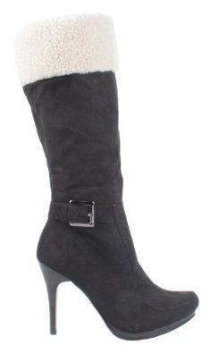 83f34dfcf43 faux suede micro suede upper with faux fur on the top   size  zipper Sale  22.99
