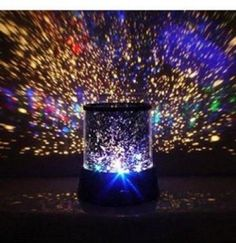 $7.33+Night+Light+Cosmos+projector+Stars+Constellation+Lamp () Features  This+is+a+new+popular+cosmos+Star+Projector+lamp It+can+help+you+put...