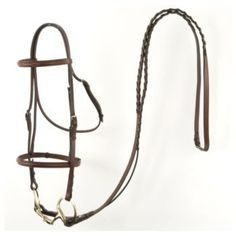 Henri de Rivel Club Fancy Raised Snaffle Bridle w/Laced Reins by Henri De Rivel. $44.95. The Perfect Every Day Schooling Bridle Complete With Laced Reins. Choose Plain Or Fancy Stitched Design, Or At This Great Price You Can Get Both!