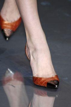 Fantastiche Giorgio Immagini Armani Shoes Women 67 Su f4UwdxtAn