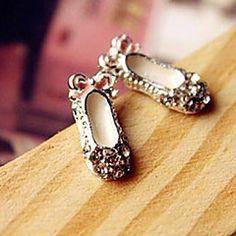 Zapatos arco lindo caliente brote creativo pequeños zapatos ... – MXN $ 16.74
