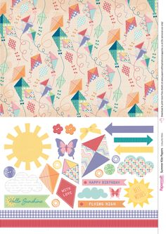Saturday's Guest Freebies ~ Papercraft Inspirations  ✿ Follow the Free Digital Scrapbook board for daily freebies: https://www.pinterest.com/sherylcsjohnson/free-digital-scrapbook/ ✿ Visit GrannyEnchanted.Com for thousands of digital scrapbook freebies. ✿
