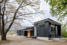 Mukawa House, Hokuto, Yamanashi Prefecture, Japan by Studio Aula.