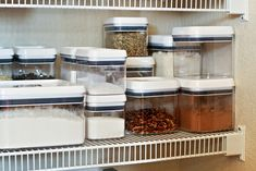 Flip-Tite Containers from Better Homes & Gardens (available at Walmart)