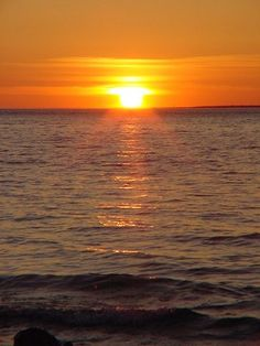 Manitoulin Island - Sunset over the North Channel