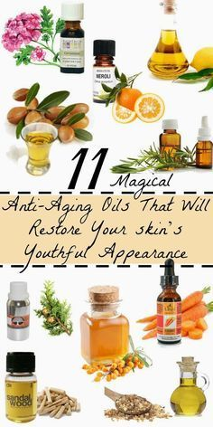 Anti Aging Skin Care: 11 Magical Anti-Aging Oils That Will Restore Your skin's Youthful Appearance... Guaranteed!