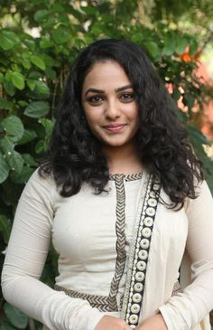 The gorgeous, ever so real, power house of talent, national award winner -NITHYA MENON!♡