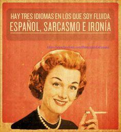 #Espanol #sarcasmenespanol