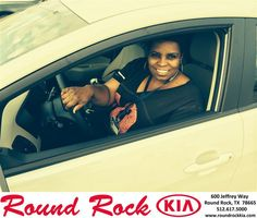 https://flic.kr/p/Mm5aDy | #HappyAnniversary to Alecia  and your 2015 #Kia #Rio from Everyone at Round Rock Kia! | www.deliverymaxx.com/DealerReviews.aspx?DealerCode=K449