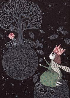 Five Hundred Million Little Bells - Illustrations by Judith Clay  <3 !