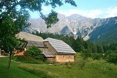 Organic tourist farm Makek, Slovenia