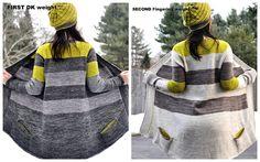 knit / knitting pattern Blue Sand by La Maison Rililie: FO by jettshin on ravelry