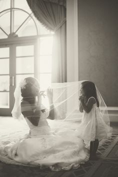 Can't wait to take cute wedding pictures with my girls!