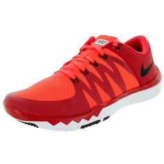 new style 274c8 f4541 Nike Men s Free Trainer 5.0 V6 Gym  Black Brgh White Running Shoe Nike