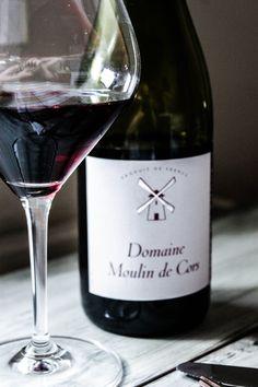 Red wine Côtes du Rhône