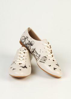 Dogo shoes City Oxfords