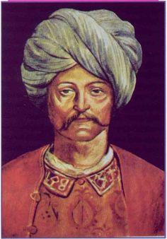 Cem Sultan'ın İtalyan ressam Pinturicchio tarafından yapılan portresi.