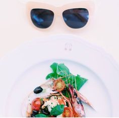 A stylish lunch at our Chuflay Restaurant! Photo by The Dolls Factory