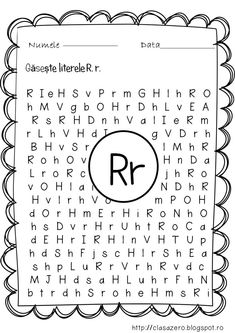 Alphabet Writing, Alphabet Activities, Preschool Activities, Student Information, Book Corners, Preschool At Home, School Lessons, Kids Education, Kids Learning