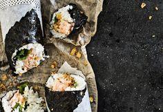 Sushiburrito | Koti ja keittiö Dairy, Koti, Cheese, Fish, Ichthys