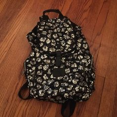Vs Pink Sequin Backpack This one is a reposh. I purchased two so I need to get rid of one. This bag is in great condition. Only flaws are that the bag is missing the buckle and other half of snap as pictured and the drawstring is a bit fuzzy from the sequins. Otherwise, no holes, no stains, no trades. ‼️price firm‼️Tags: sequins, sequence, Victoria's Secret pink, backpack, campus, bling, PINK Victoria's Secret Bags Backpacks