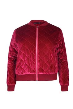 Wanna know what you need to be wearing RN? boohoo's womens new in clothing collection has all the latest fashion drops everyone's loving. Velvet Bomber Jacket, Leather Jacket, Red Velvet Jacket, Velvet Quilt, Coat Sale, Puffy Jacket, Padded Jacket, Outerwear Jackets, Bomber Jackets