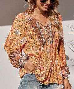 Oversized 1970/'s Floral Lace Blouse Berry Red Shirt Sheer Button Up Blouse Boho Hippie Shirt Womens Large