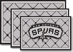 Use the code PINFIVE to receive an additional 5% discount off the price of the San Antonio Spurs NBA Area Rugs at sportsfansplus.com