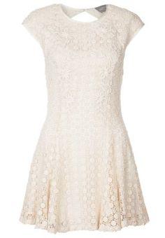 Les Petites Robe de soirée - blanc - ZALANDO.FR