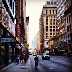 "@einarrice's photo: ""#toronto #architecture #building #urban #YongeStreet"""
