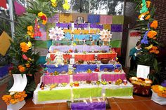 Altar de Muertos.  RD TRAVEL RIVIERA MAYA