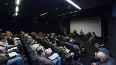 Bloomsbury Welcomes Soho: Film & Discussion Event. A full house!