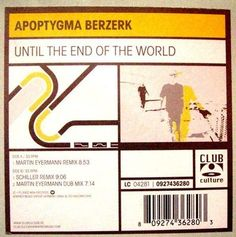 """until the end of the world 12"""""""
