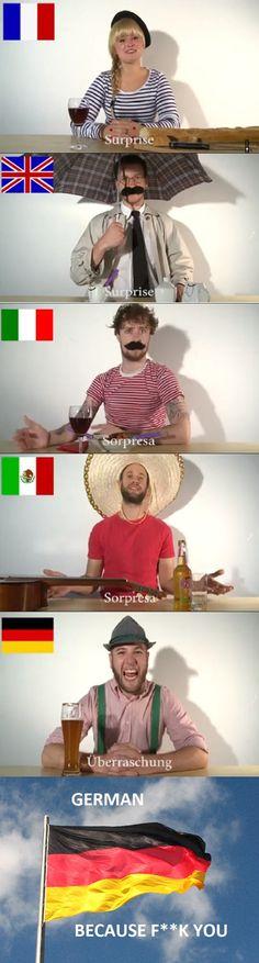 Normal Languages vs. German…