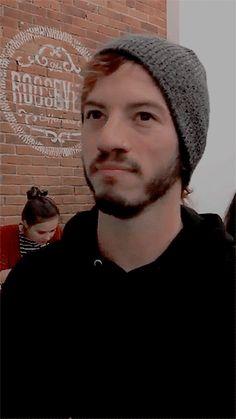 Josh Dun + beard