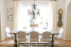 Randi Garrett Design home tour 2015 traditional, elegant, french design