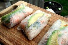 10 Fabulously Fresh Spring Roll Recipes