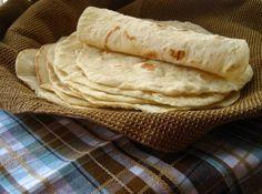 Massa de Pão Folha - Wrap - Veja como fazer em: http://cybercook.com.br/receita-de-massa-de-pao-folha-wrap-r-14-113805.html?pinterest-rec