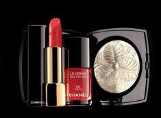 pinkzapoppin - Chanel Holiday 2014 Makeup - Collection Plumes Précieuses de Chanel.