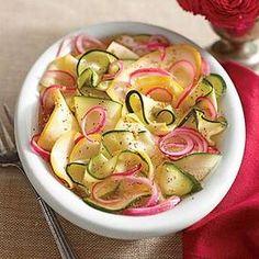Zucchini & Squash Pickles!