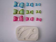 Molde de silicone para fazer peças de biscuit <br>Prazo de entrega 5 dias mais o correio <br>MD-116