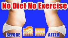 Effective 6 Ways to Lose Belly Fat Without Exercise In No Time - How to . Lose Belly Fat, Health Care, Exercise, Diet, Youtube, Excercise, Exercise Workouts, Loosing Weight, Ejercicio