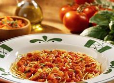 vegan olive garden menu - Olive Garden Vegetarian