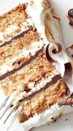 Graham Cake ~