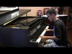 ▶ You Raise Me Up Piano Cover (Sheet Music Included) - Kyle Landry Arrangement - YouTube