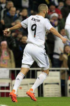 Benzema. Real madrid