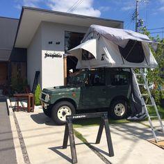 今回は以前反響が大きかった車体上部に設置できるPOLERのテント「LE TENT」のお話し。 こ…