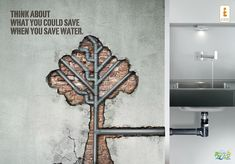 #advertising World Water Day