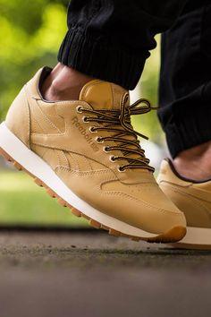 Wheat. #reebok #sneakers #classic